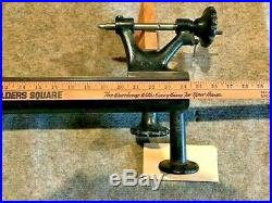 Vintage Goodell Pratt Bench Lathe