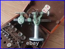 Vintage PULTRA 10 MANCHESTER Watchmaker Watch Makers