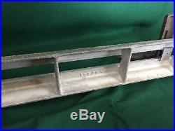 Vintage Shop Master Tools L-500 Wood Lathe