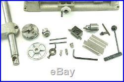 Vintage Unimat Austria Mini Lathe Model Db-200 Heavy Cast Iron