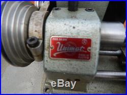 Vintage Unimat Watchmaker Jewelers Hobby Model Metal Wood Lathe Model DB-200