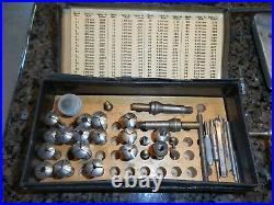 Vintage Watchcraft Watchmakers Lathe