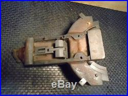 Warner & Swasey Turret Lathe Taper Attachment