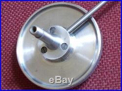 Watchmaker Lathe 8mm Boley & Leinen 6 Jaw Large Bezel Chuck Tool Part Germany
