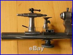 Watchmaker lathe 8mm, Boley & Leinen