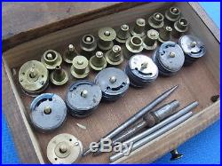 Watchmaker tool Rounding Up Tool Gear Wheel Cutter Lathe Tool verge fusee