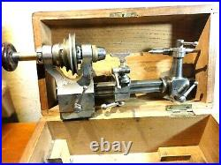 Watchmakers Lathe Lorch 8mm