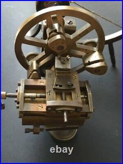 Watchmakers Mandrel Lathe by Jones, Prescot, 19 Century
