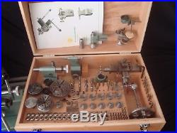 Watchmakers lathe 8 mm