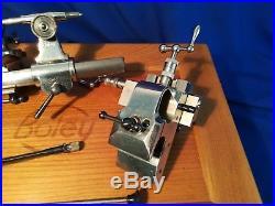 Watchmakers lathe 8 mm G Boley