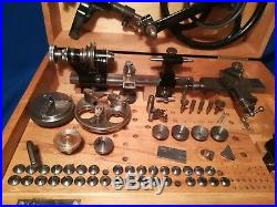 Watchmakers lathe 8mm