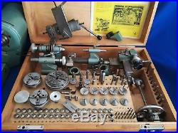 Watchmakers lathe A&Z-8mm