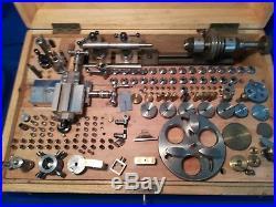Watchmakers lathe BOLEY & LEINEN 8MM