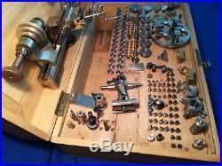 Watchmakers lathe BOLEY LEINEN 8mm