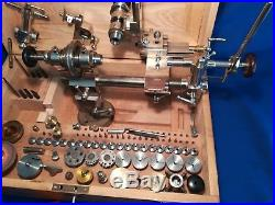 Watchmakers lathe LORCH- 8mm