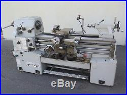 YMZ 1540 Engine Lathe 15 x 40 Geared Head 5C Collet Closer Tooling